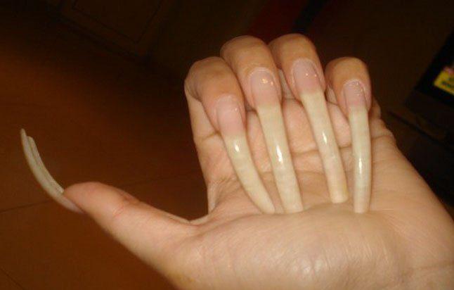 Как сделать крепкие накладные ногти