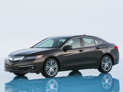 Седан Acura TLX получил российские цены