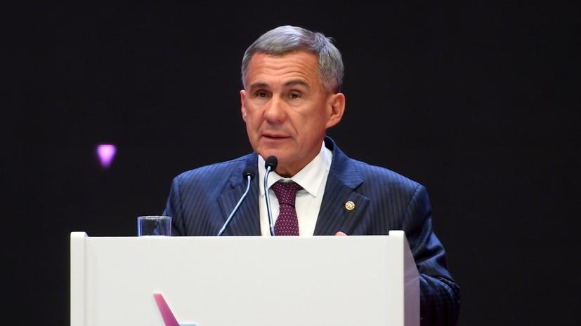 В Татарстане заявили об интересе к привлечению капитала из Финляндии