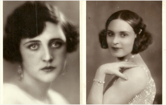 """Первые красавицы Европы 1929 года: портреты участниц самого первого конкурса """"Мисс Европа"""""""