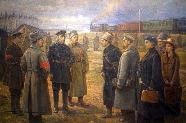 Раненых добивали штыками. Воспоминания убийц царской семьи