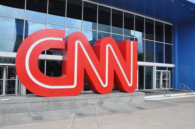 CNN во время прямого эфира написал слово «Россия» с ошибкой