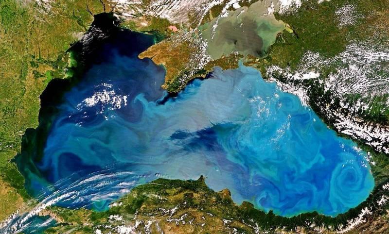 Черное море раскрывает свои тайны