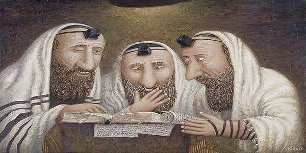 Анекдоты про евреев.