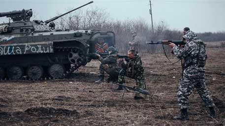 Ополченцы захватили под Мариуполем новую бронетехнику и натовские тепловизоры
