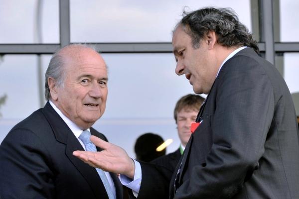Кто поборется за пост главы ФИФА после отстранения Платини