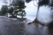 На Тонга обрушился разрушительный циклон «Ула»
