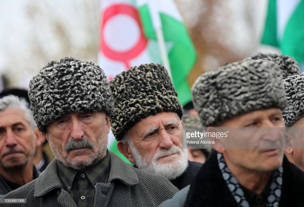Майдан в Ингушетии победил?