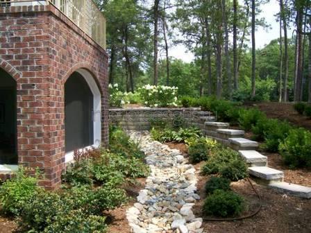 Как создать на своем участке сухой ручей?