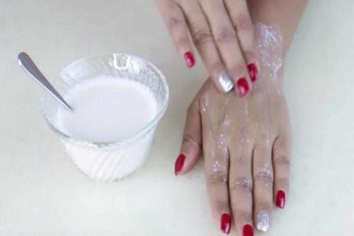 Для молодости кожи рук