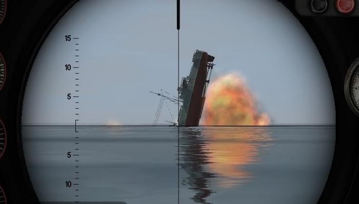 Китай начал топить американские корабли?