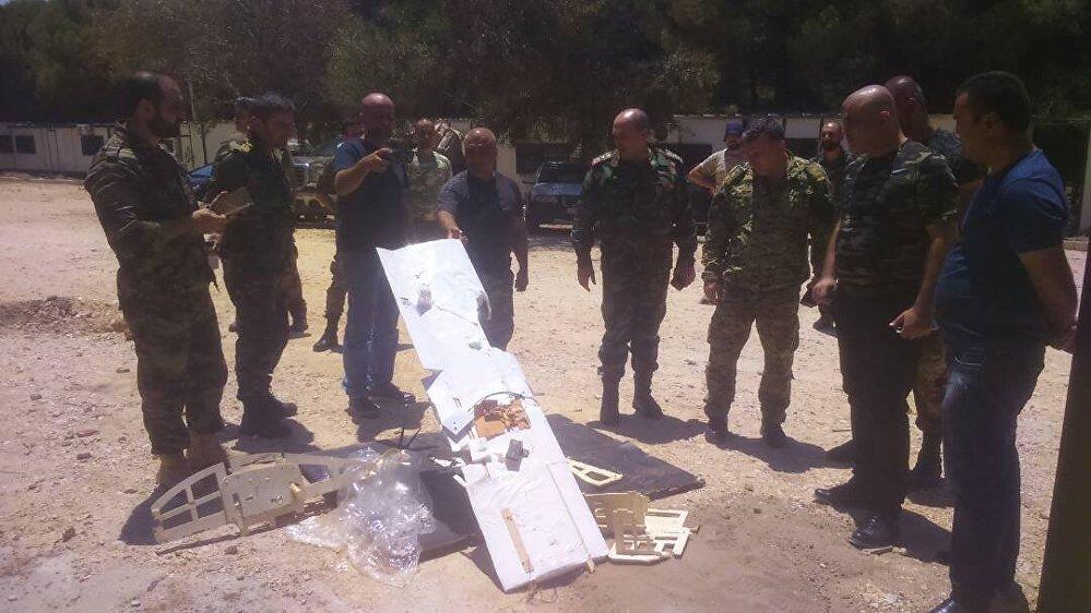 Новое нападение беспилотников на авиабазу Хмеймим