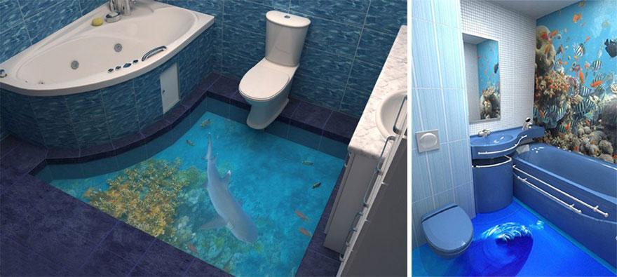 Интерьер-дизайн-идеи-3d-океан-эпокси-полимерные полы-2-