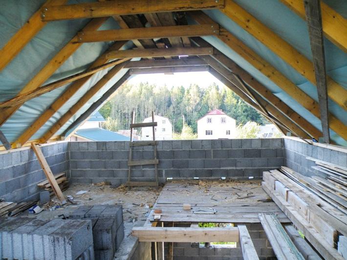 Строительство дома своими руками из чего строить