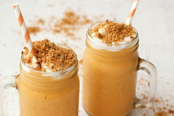 Морковно-молочный шейк рецепт