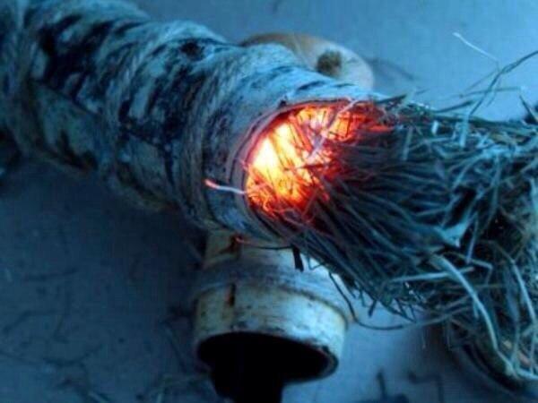 Огневой рожок (Опыт древних славян)