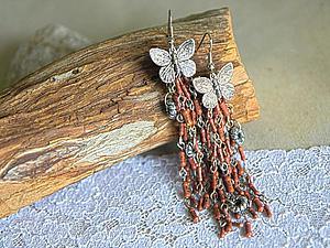 Делаем серьги из самых необычных материалов — радиодеталей | Ярмарка Мастеров - ручная работа, handmade