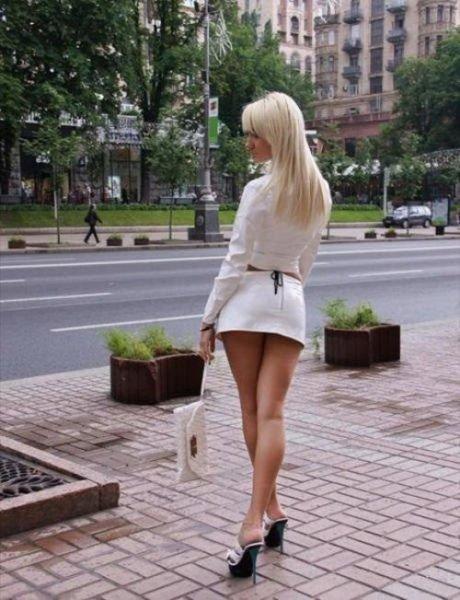 Красивые девушки, которых можно встретить на улице (34 фото)