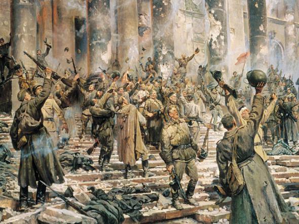 Без штурма Берлина Россию ждала бы Третья мировая война.