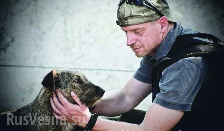 «Украинская агония. Скрытая война» — вооруженный конфликт на Донбассе глазами немецкого журналиста