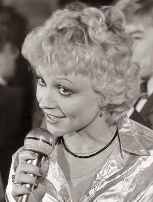 Анне Вески. А вы ее помните?