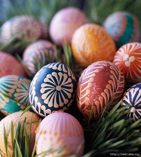 пасхальные яйца (550x611, 263Kb)