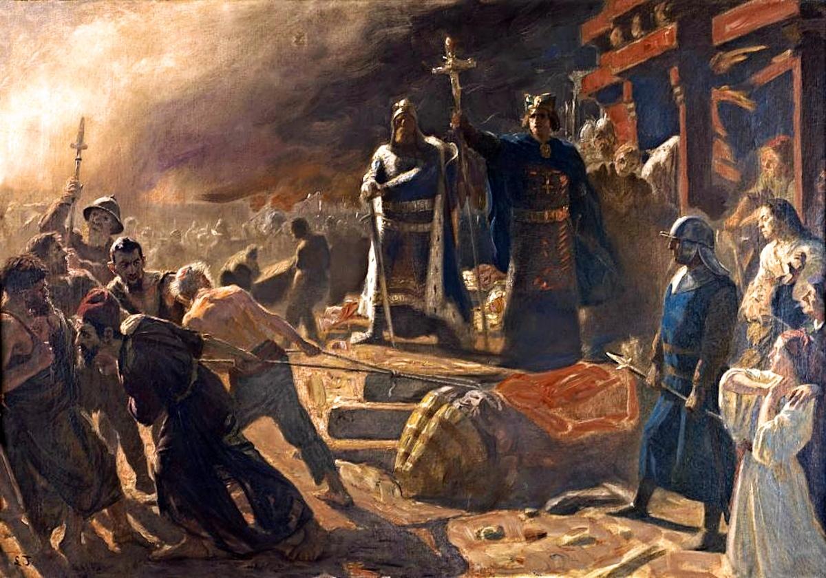 Как Александр Македонский Веды уничтожил. Вокруг Арконы, Авесты и не только.