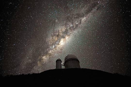 Астрофизики в Германии и на …