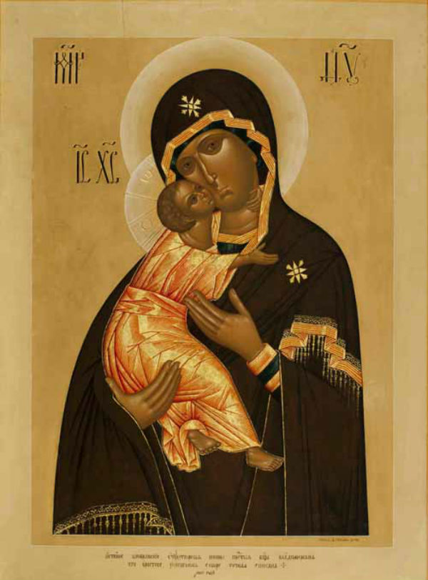 А Вы знаете, перед какой иконой молитесь?