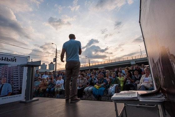 """Пощадит ли Навального """"рука Вашингтона"""""""