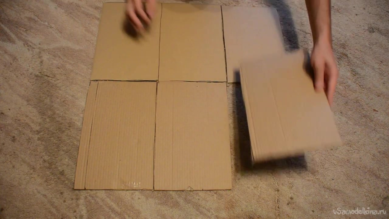 Этот парень взял обычную картонную коробку и изобрел очень полезную вещь