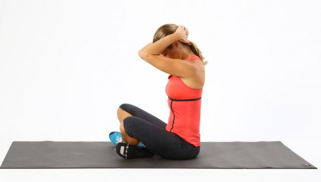 6 эффективных упражнений от боли в шее и плечах