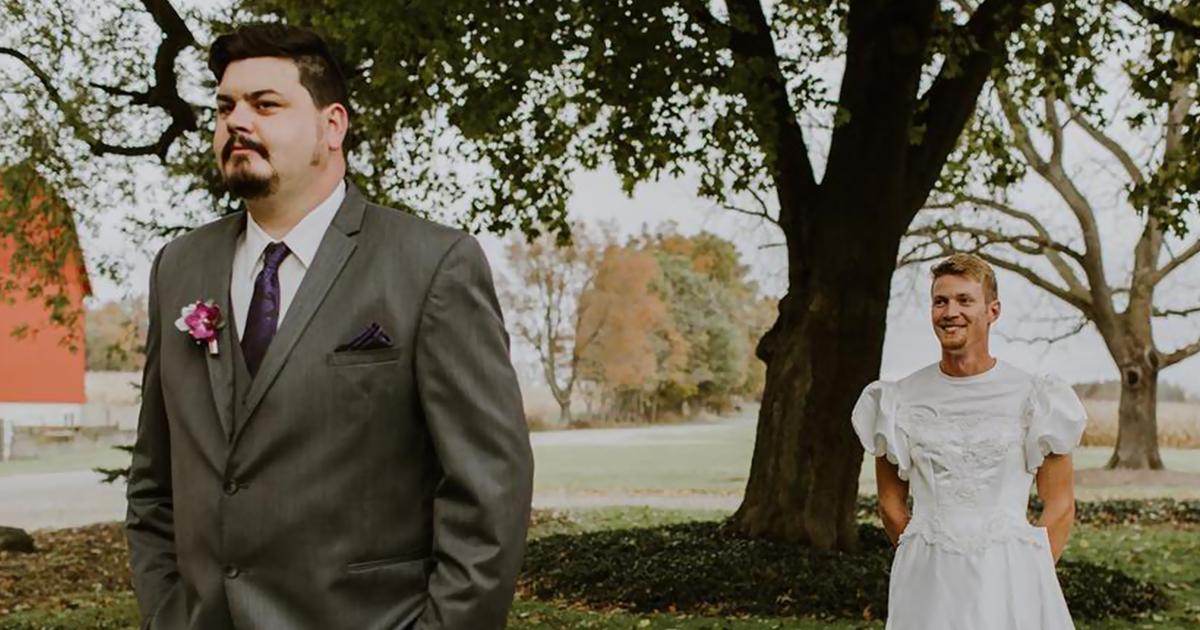 Bride Sends Groom's Best Friend For 'First Look' Instead Of Herself
