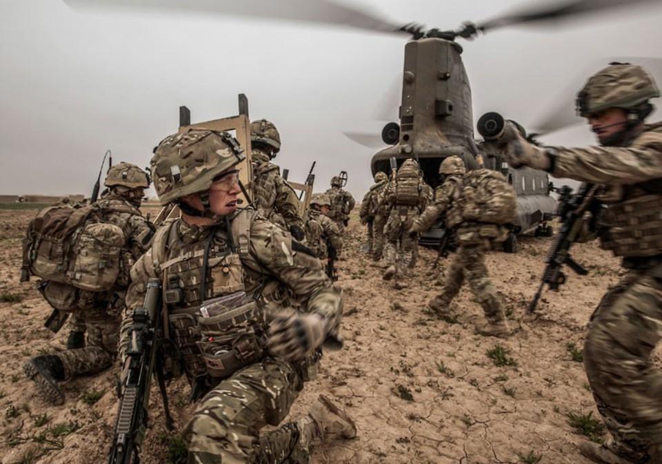 Британская армия защитит Прибалтику от России