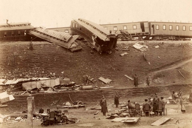 Осенью 1888 года царский поезд потерпел крушение у станции Борки история, факты
