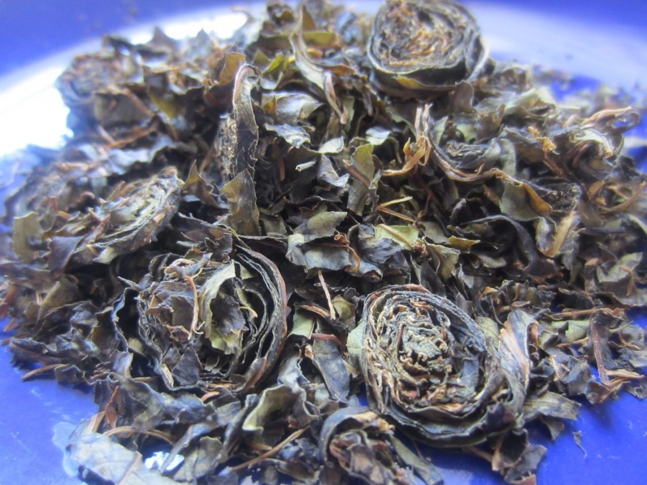 Как сделать из иван чая чёрный чай