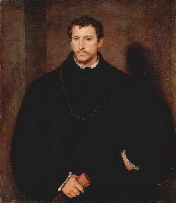 Тициан. Портрет молодого англичанина