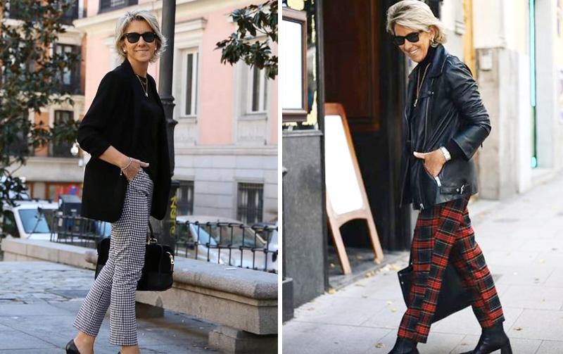 жилетка и брюки женские