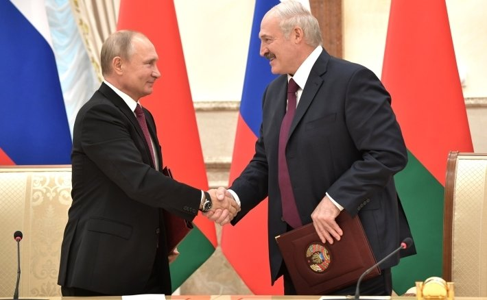 Лукашенко заявил о намерении…
