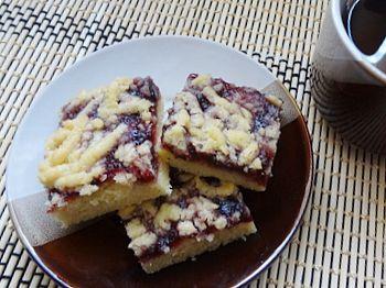 Венское печенье на блюдце