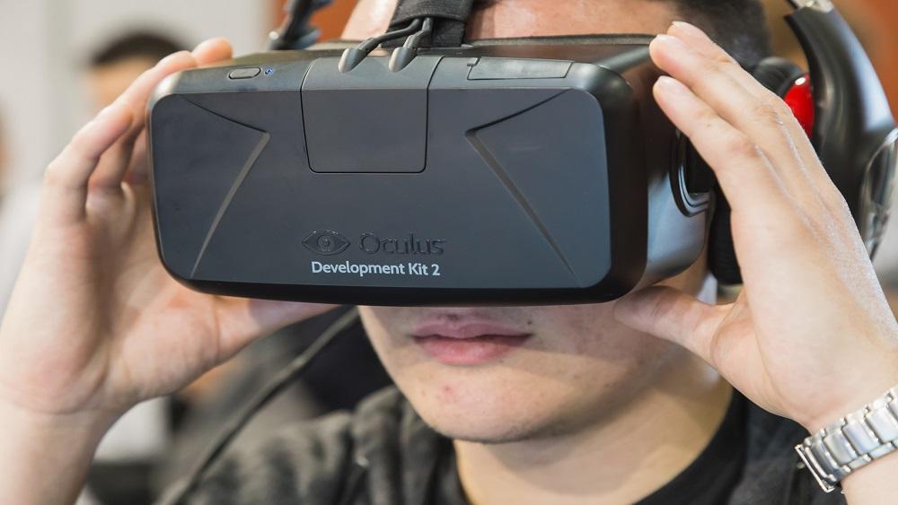 Раскрыта примерная дата выхода шлема виртуальной реальности Oculus