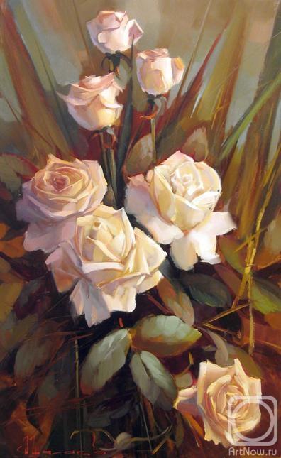 Шалаев Алексей. Чайные розы