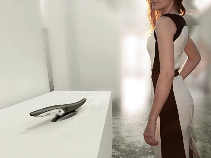 Карманный мобильный 3D карандаш-принтер, ремонтирующий одежду «на ходу»