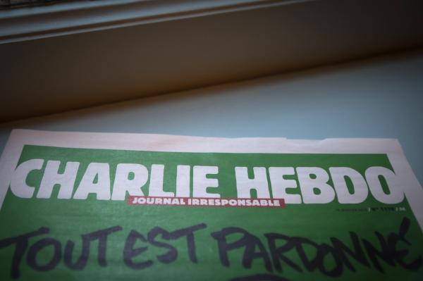 """""""Ты этого хотел, Шарли"""": МК ответил карикатурой об изнасиловании главреда Charlie Hebdo"""