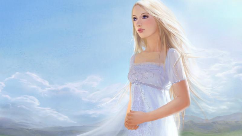 Когда Бог создавал женщину, он оставил в ней лишь один недостаток…