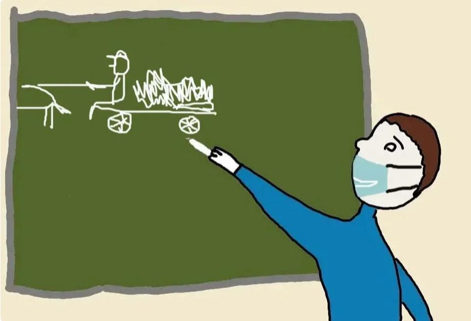 Почему школа на дистанционке, а детский сад работает