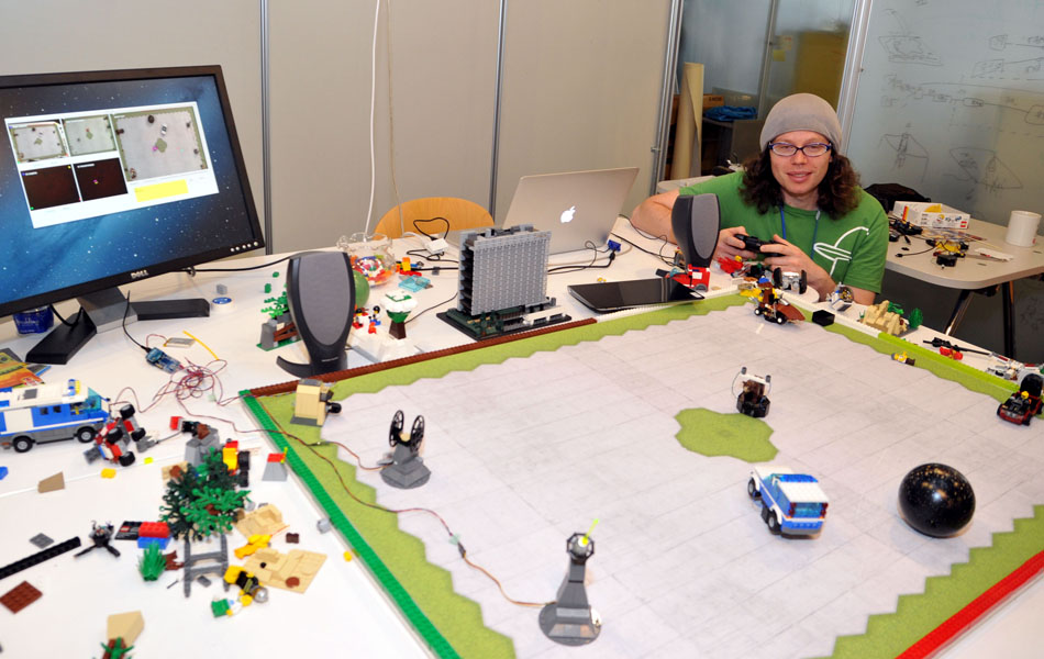 Секреты успеха компании Lego