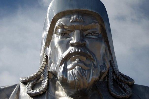 25 фактов о великом и ужасном Чингисхане.