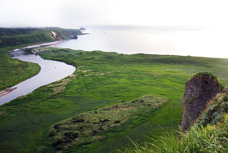 Остров Итуруп Забытые острова, курилы