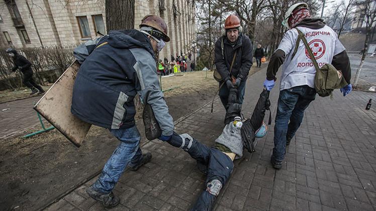 «Стрелять по всем на Майдане…